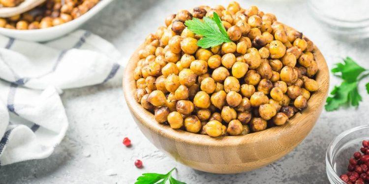 Sajian Kacang Arab, sumber : SehatQ