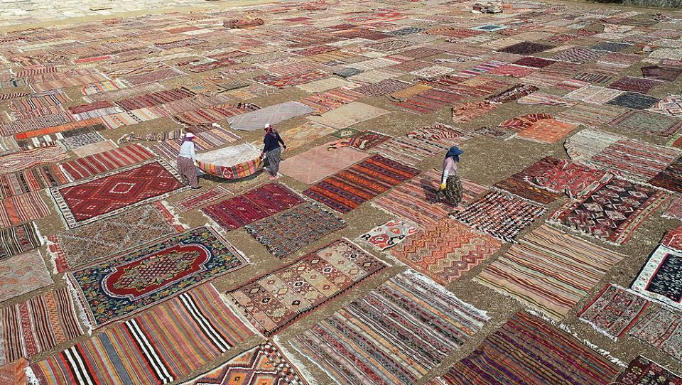 Karpet Hambal Persia yang Legendaris