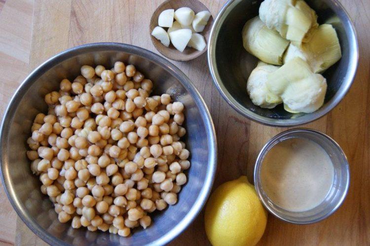 Ilustrasi Cara Memasak Kacang Arab