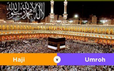 Perbedaan Haji dan Umroh yang Penting Anda Ketahui